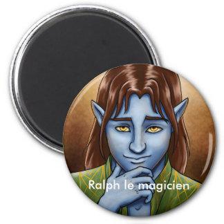 Ralph le Magicien - Macarron Magnet
