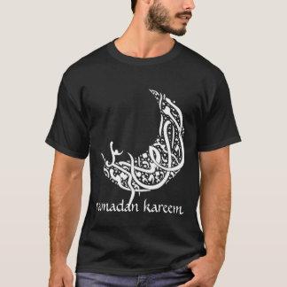Ramadan Kareem (mörkfärger) T-shirt