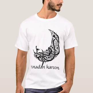 Ramadan Kareem (tända färger), Tee Shirt