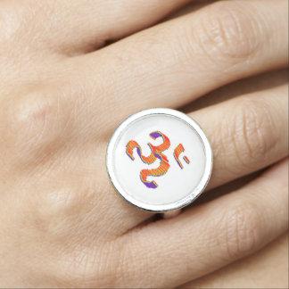 Ramsa NVN613 för meditation för OMmantra Om Ringar Med Foto