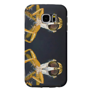 Rånareflugor - Efferia albibarbis Samsung Galaxy S6 Fodral