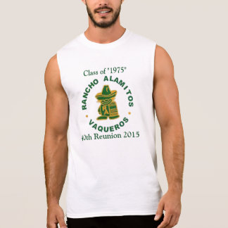 Rancho Alamitos klassificerar av 1975 manar Sleeveless Tees
