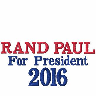 Rand Paul för den presidentlångärmadskjortan 2016