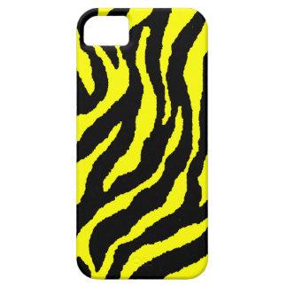 Randar för tiger för neon för Corey tiger80-tal (g iPhone 5 Case-Mate Cases