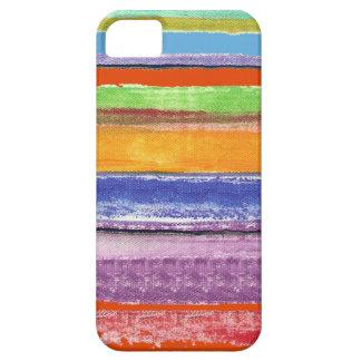 randar och färger iPhone 5 fodral