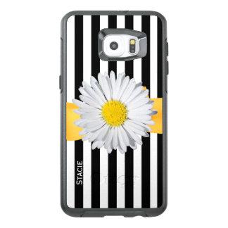 Randar och plus för daisyOtterbox Samsung S6 kant