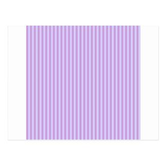 Randar - Violet 1 - wisteria- och bleklavendel Vykort