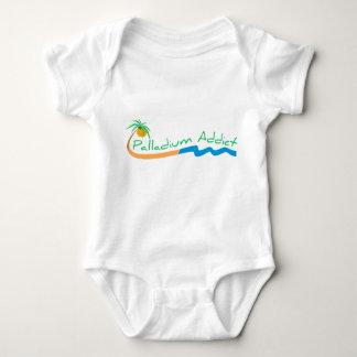 Ranka för Palladiumknarkarespädbarn T-shirt