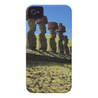 Rapa Nui kulturföremål, påskö Case-Mate iPhone 4 Skydd