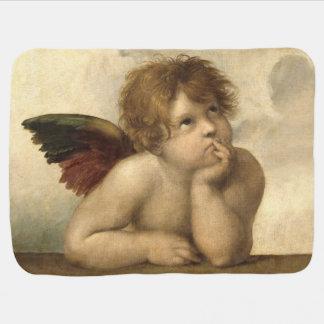 Raphael-änglar 1 bebisfilt