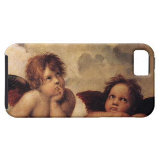 Raphael Sistine Cherub iPhone 5 Case-Mate Skal
