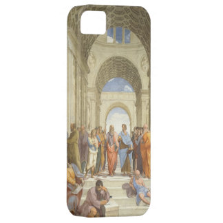 Raphael - Skola av Athens iPhone 5 Cover
