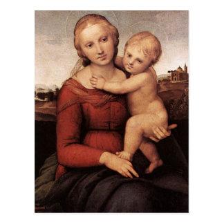 Raphaels härliga Madonna Vykort