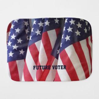 Rapningtrasa, amerikanska flaggan, framtida bebistrasa