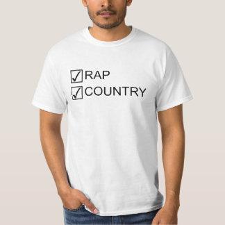 rappa och land tee shirts