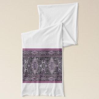 Rapunzel designScarf Sjal