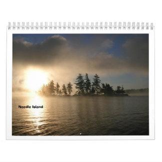 Raquette sjökalender 2012 kalender