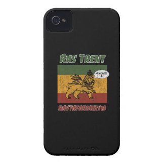 Ras Trent 2 iPhone 4 Cover