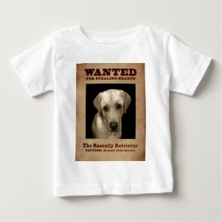 Rascally Retriever, aka gul lab Tshirts