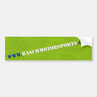 rasch motorsports bildekal