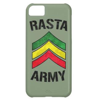 Rasta armé iPhone 5C fodral
