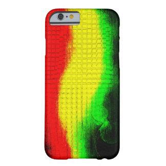 Rasta Barely There iPhone 6 Fodral