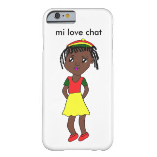 Rasta/Jamaica iphone case Barely There iPhone 6 Skal