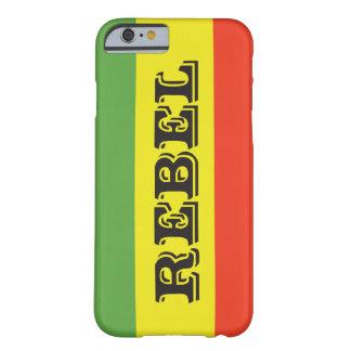 Rasta rebellflagga barely there iPhone 6 fodral