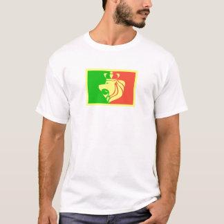 Rasta Reggaeflagga med krönat lejont Tröja