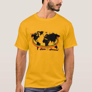 Rasta rörelse Barnell T Shirts