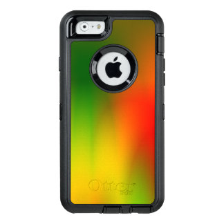 Rasta stänk av färg OtterBox defender iPhone skal