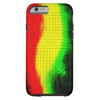 Rasta Tough iPhone 6 Case