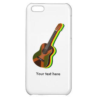 Rastafarian Reggaegitarr Jamaica iPhone 5C Mobil Skal