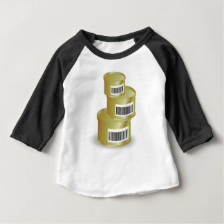 _rasterized mat 105Canned T Shirt
