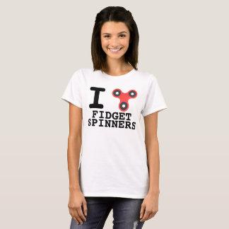Rastlös människaSpinnerst-skjorta T-shirt
