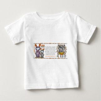 Råtta Leo född 1960 2020 för ValxArt Zodiacmetall Tshirts