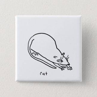 råtta standard kanpp fyrkantig 5.1 cm