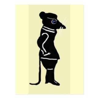 Råttaslingringarna Vykort