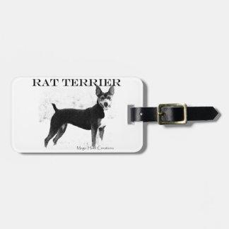 RåttaTerrier Bagagebricka