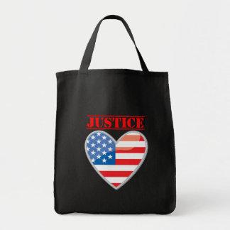 Rättvisa för Amerika Tygkasse