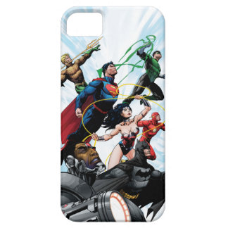 Rättvisaliga - grupp 1 iPhone 5 Case-Mate skydd