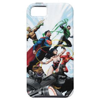 Rättvisaliga - grupp 1 iPhone 5 cover