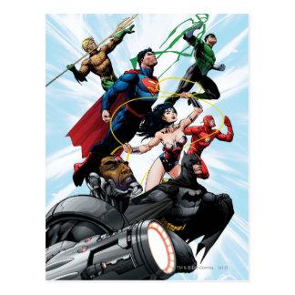 Rättvisaliga - grupp 1 vykort