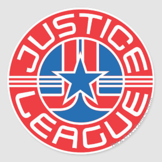 Justice League Klistermärken