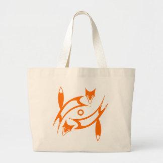 Rävar Tote Bags