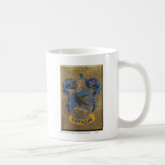Ravenclaw vapensköld HPE6 Kaffe Kopp