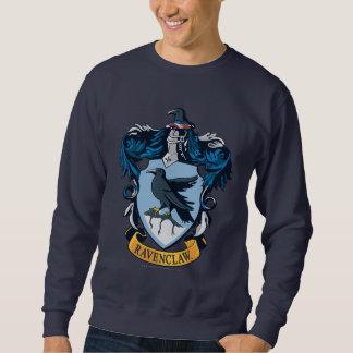 Ravenclaw vapensköld långärmad tröja