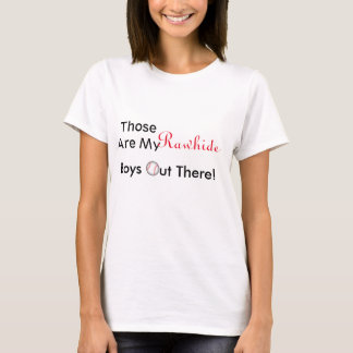 Rawhideskjorta - BBB T-shirt