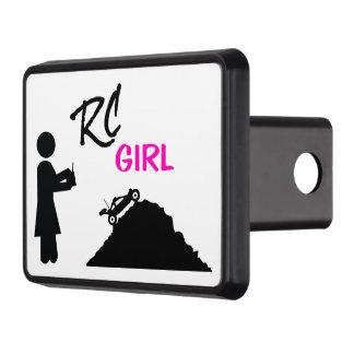 RC-flicka Skydd För Dragkrok