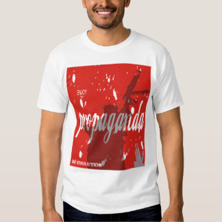 RE-EVOLUTION tycker om propaganda Tee Shirt